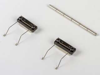 Hold-down Magnet and Clip Set