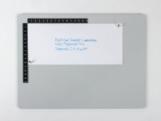 Magnetic Easel for AxiDraw - Letter/A4