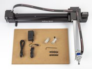 AxiDraw SE/A3, with included accessories